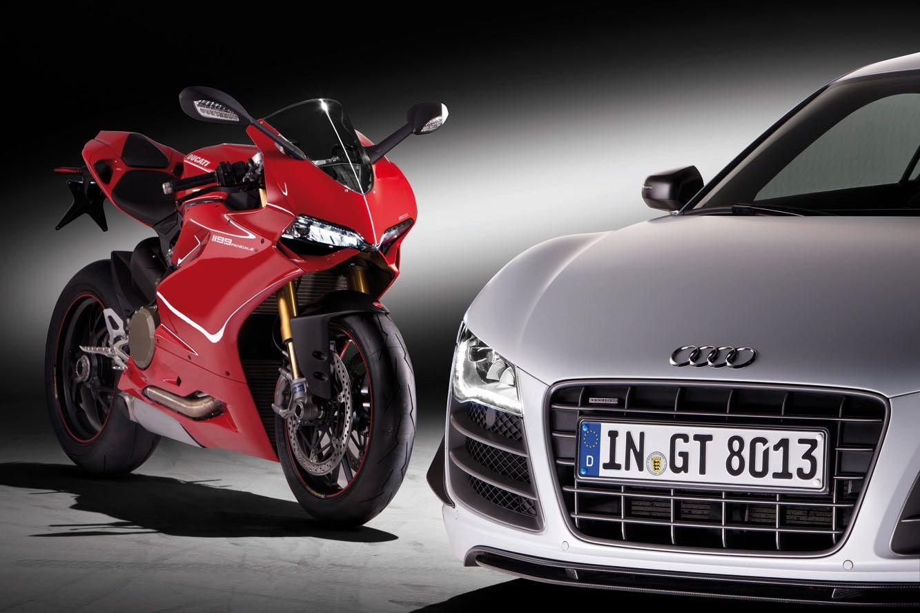 AUDI-rachete-Ducati-1.jpg (1333×888) | AUTO & MOTO | Pinterest