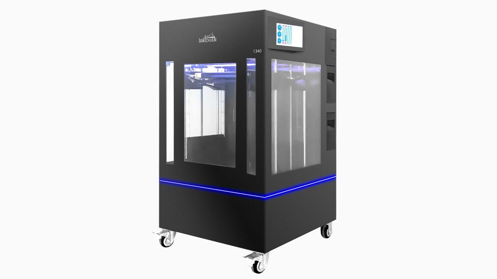 Industrial FDM 3D Printer for LargeScale Prints ibridger