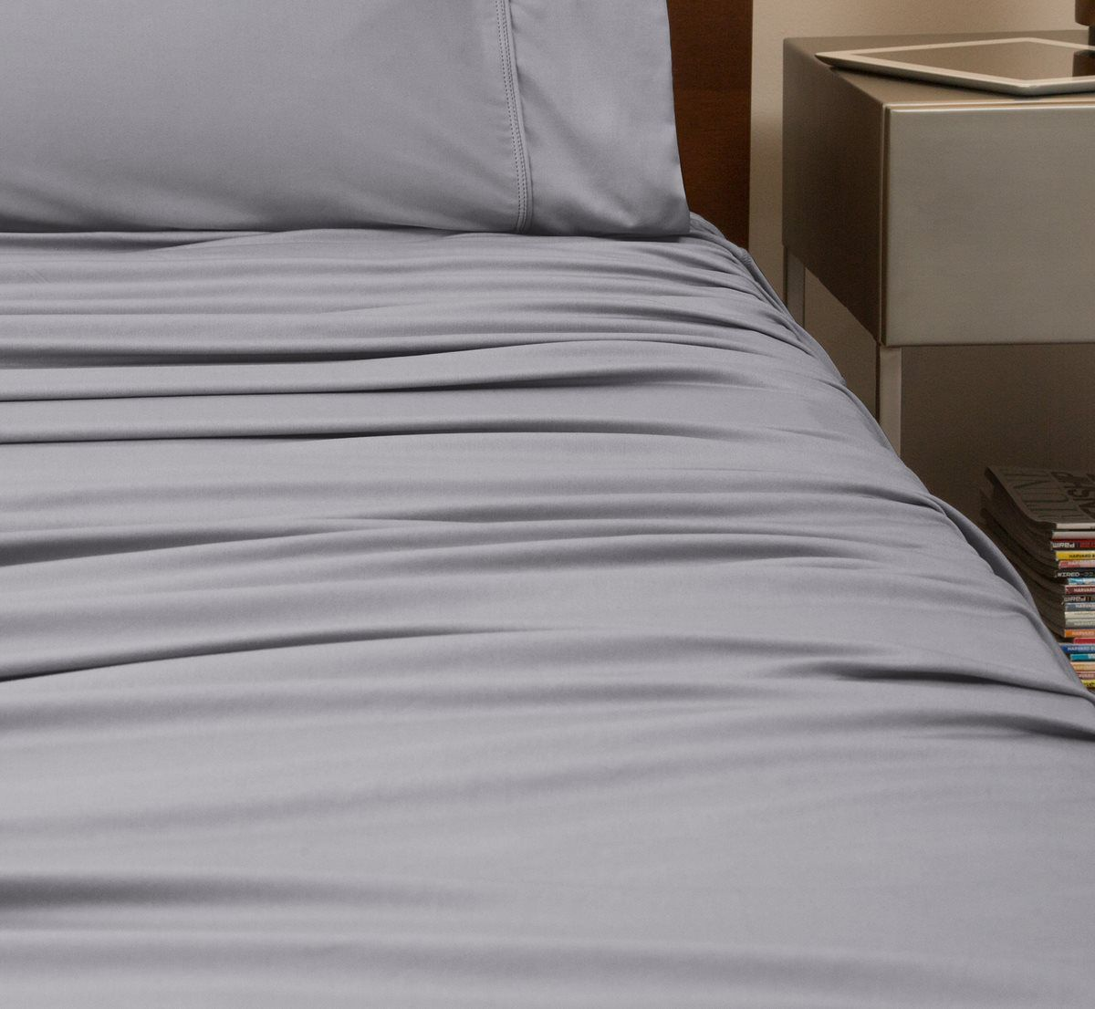 Softer Silkier And Cooler Than Traditional Cotton Bed Sheets