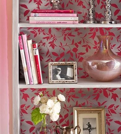 12 Off The Wall Ways To Repurpose Wallpaper Before You Discard
