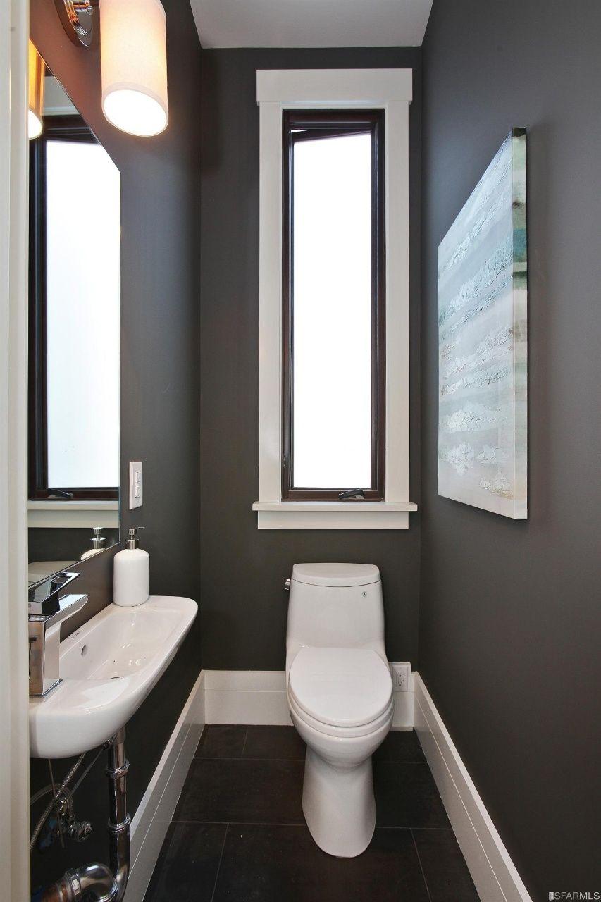 4069 25th St San Francisco Ca 94114 Half Bathroom Remodel