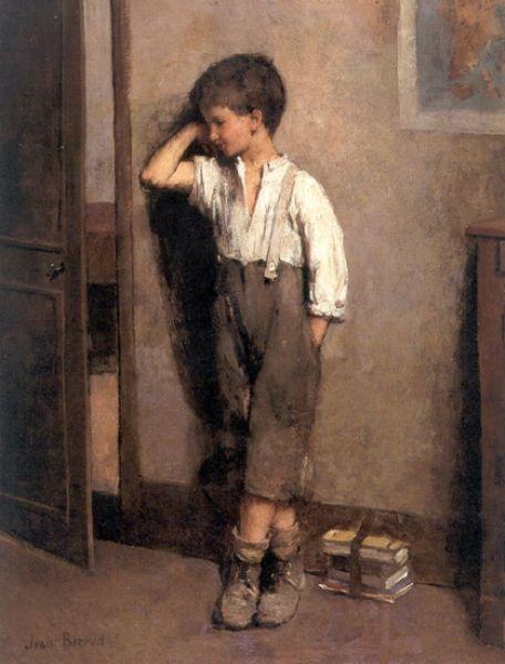 The Penitent Schoolboy
