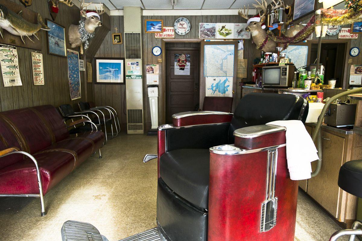 Minnesota Barbershop Barber Shop Photographer Advertising Home