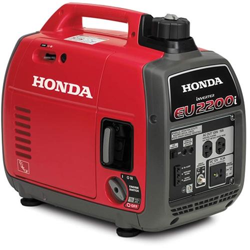 Honda EU2200i Super Quiet 2200 Watt Portable Industrial