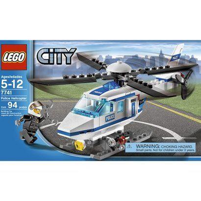 Lego City Police Helicopter 7741 Lego City Police Lego City Lego City Birthday
