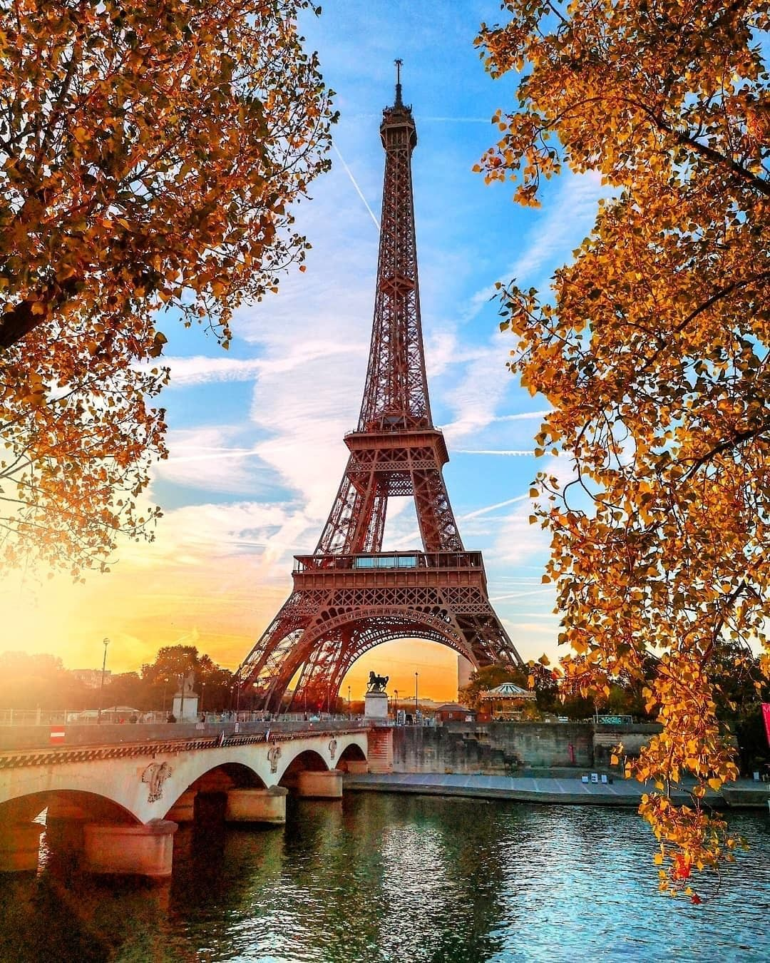 Eiffel Tower Paris France Photographie De Paysages Fond Ecran Paris Photographie Street Art