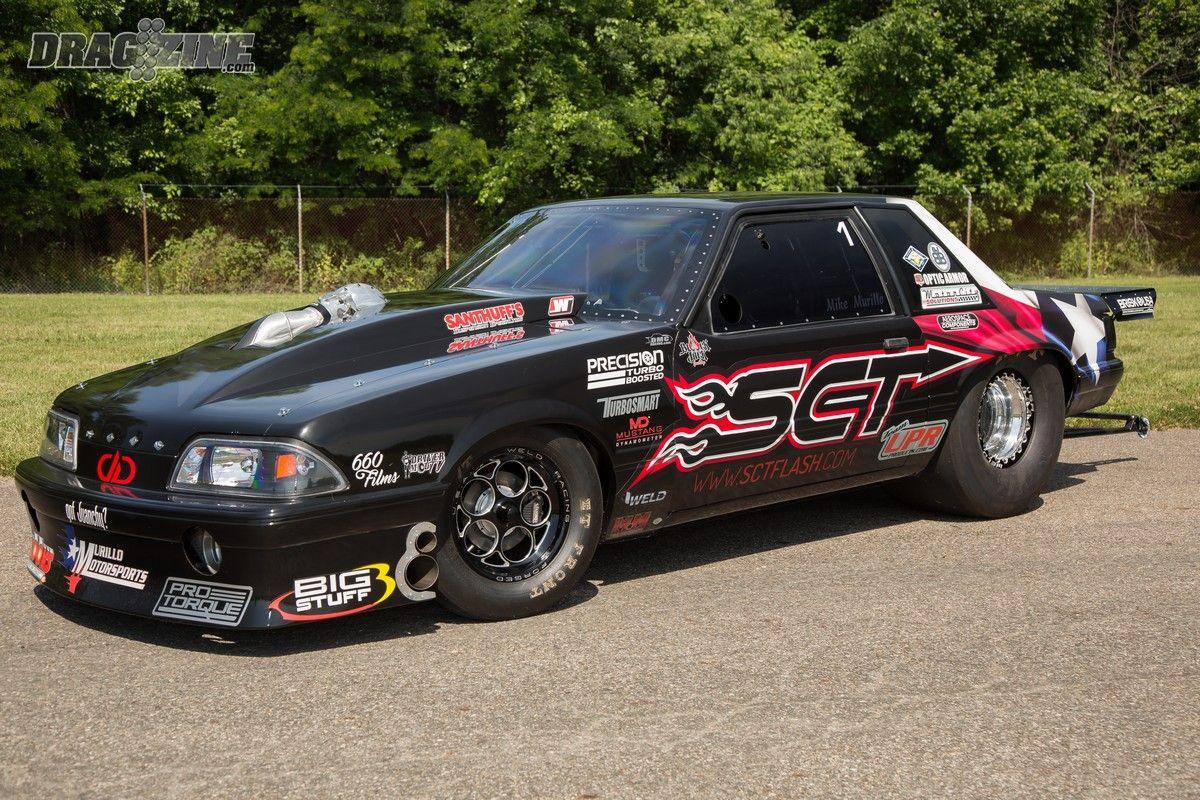 The Mustang Man: Doorslammer Racing Legend Mike Murillo