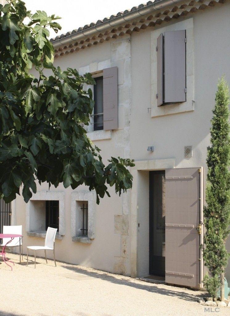 volet rose maison provencale mlc design le blog deco de mlc couleur d co pinterest. Black Bedroom Furniture Sets. Home Design Ideas