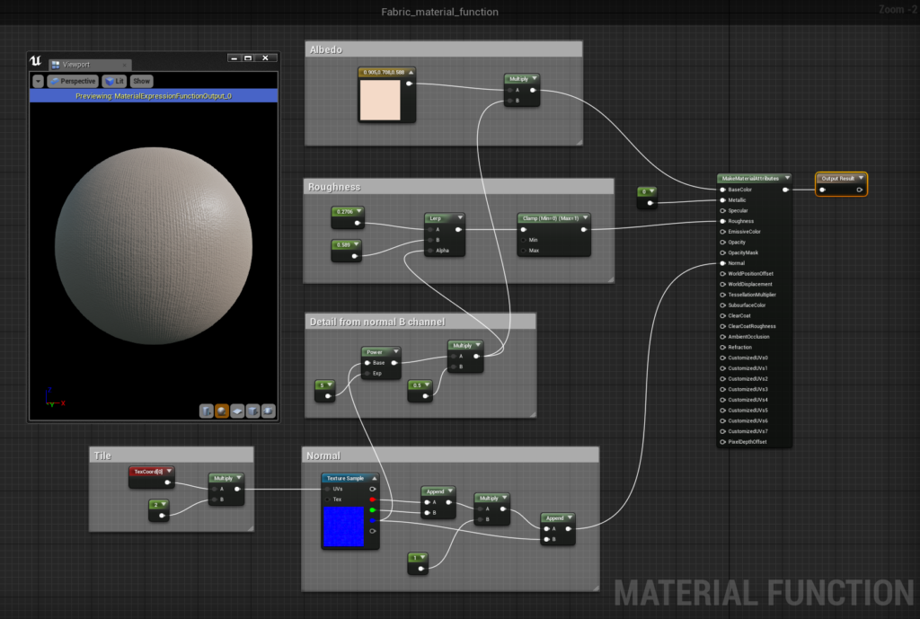 Master Material Production In Ue4 Master Material Unreal Engine