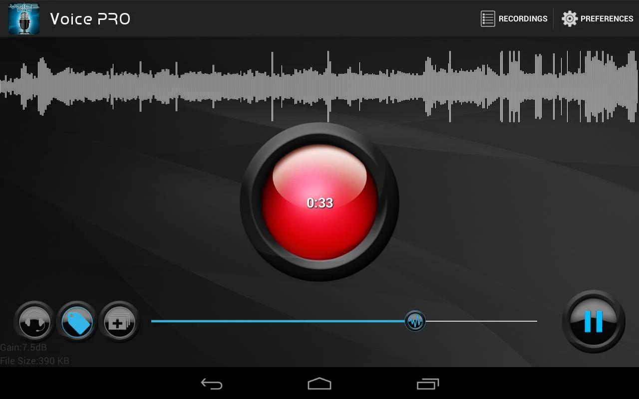 دانلود برنامه ویرایش و میکس فایل های صوتی برای اندروید