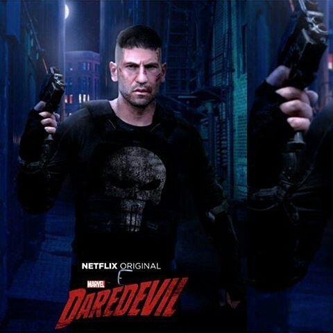 """Jon Bernthal em novo fã poster do Justiceiro! #jonbernthal #justiceiro #thepunisher #punisher #avengers #avengersofbrasil #vingadores #ageofultron…"""