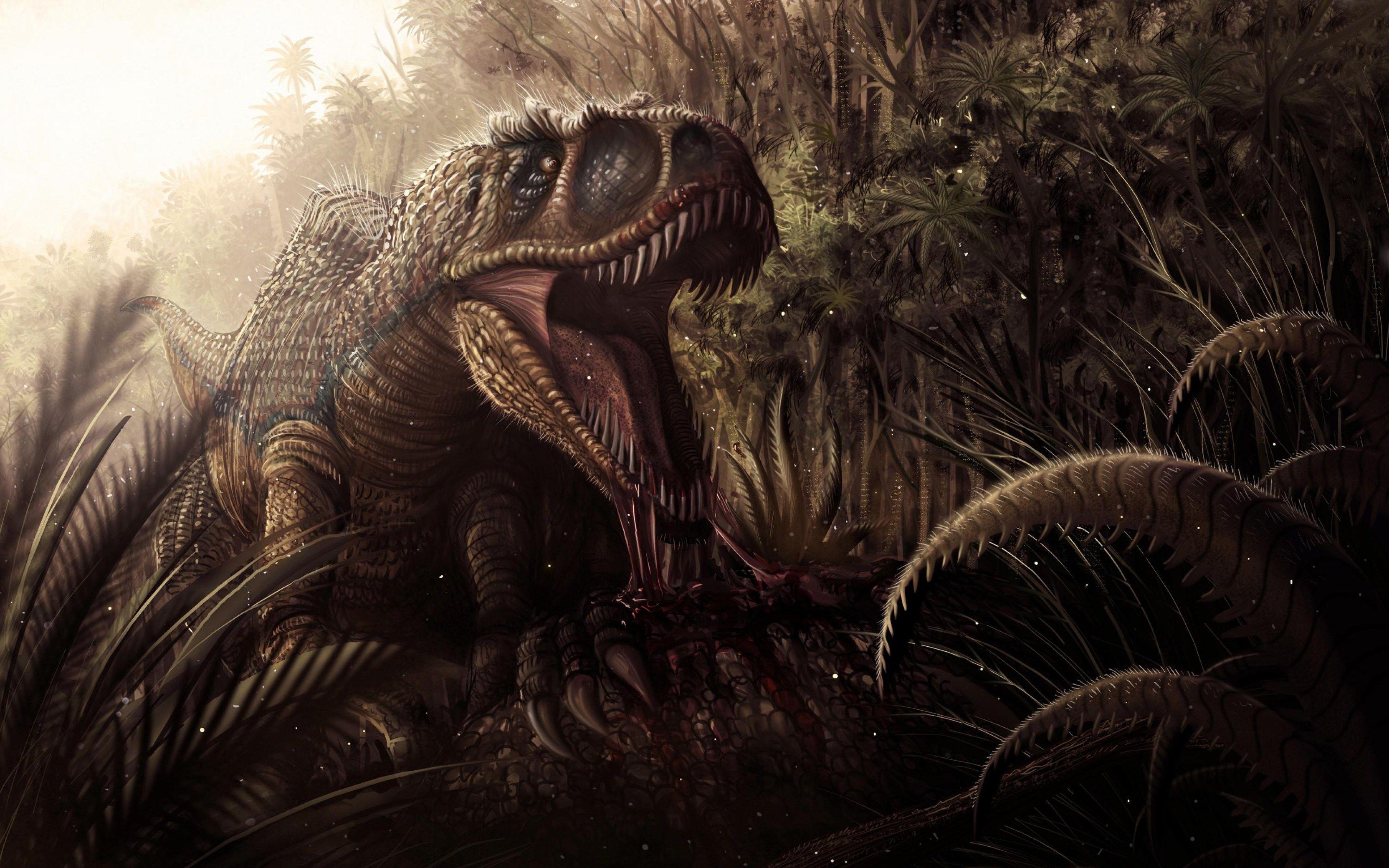 Dinosaur Free Hd Widescreen Dinozavry Koncepty Sushestv Oboi