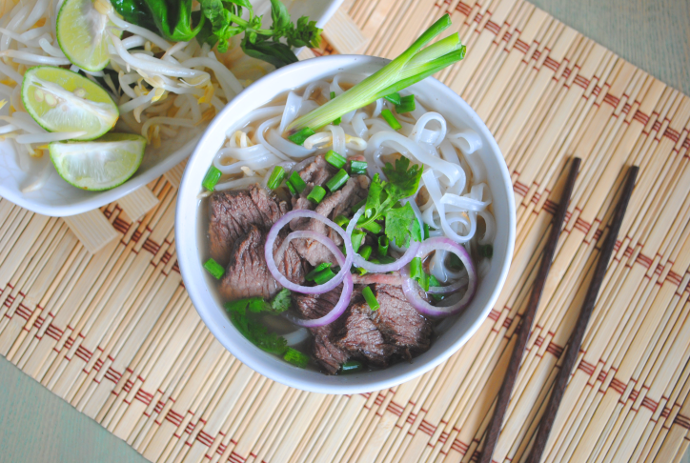 Vietnamese Pho Recipe How To Cook Vietnamese Noodle Soup Recipe Pho Recipe Beef And Noodles Vietnamese Pho