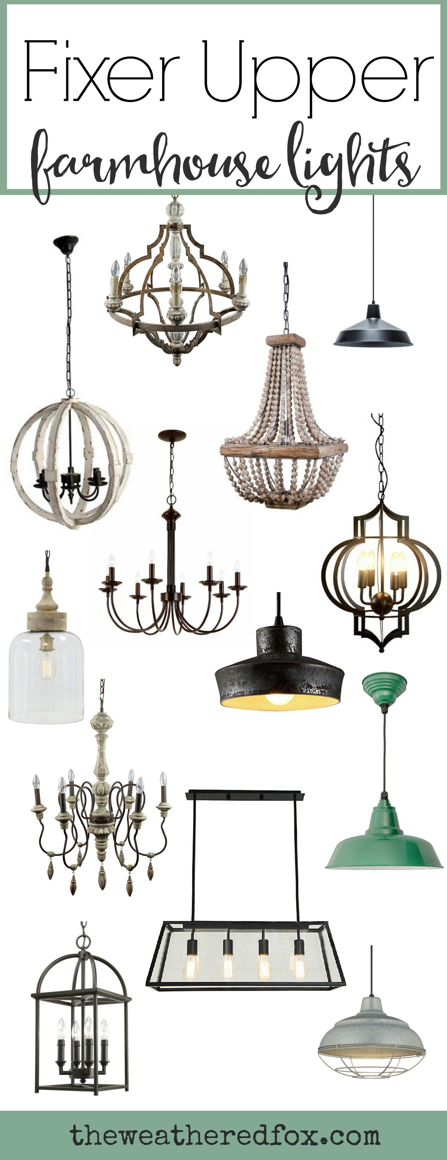 farmhouse style lighting fixtures. add fixer upper style with these inexpensive farmhouse light fixtures browse over 30 lighting s