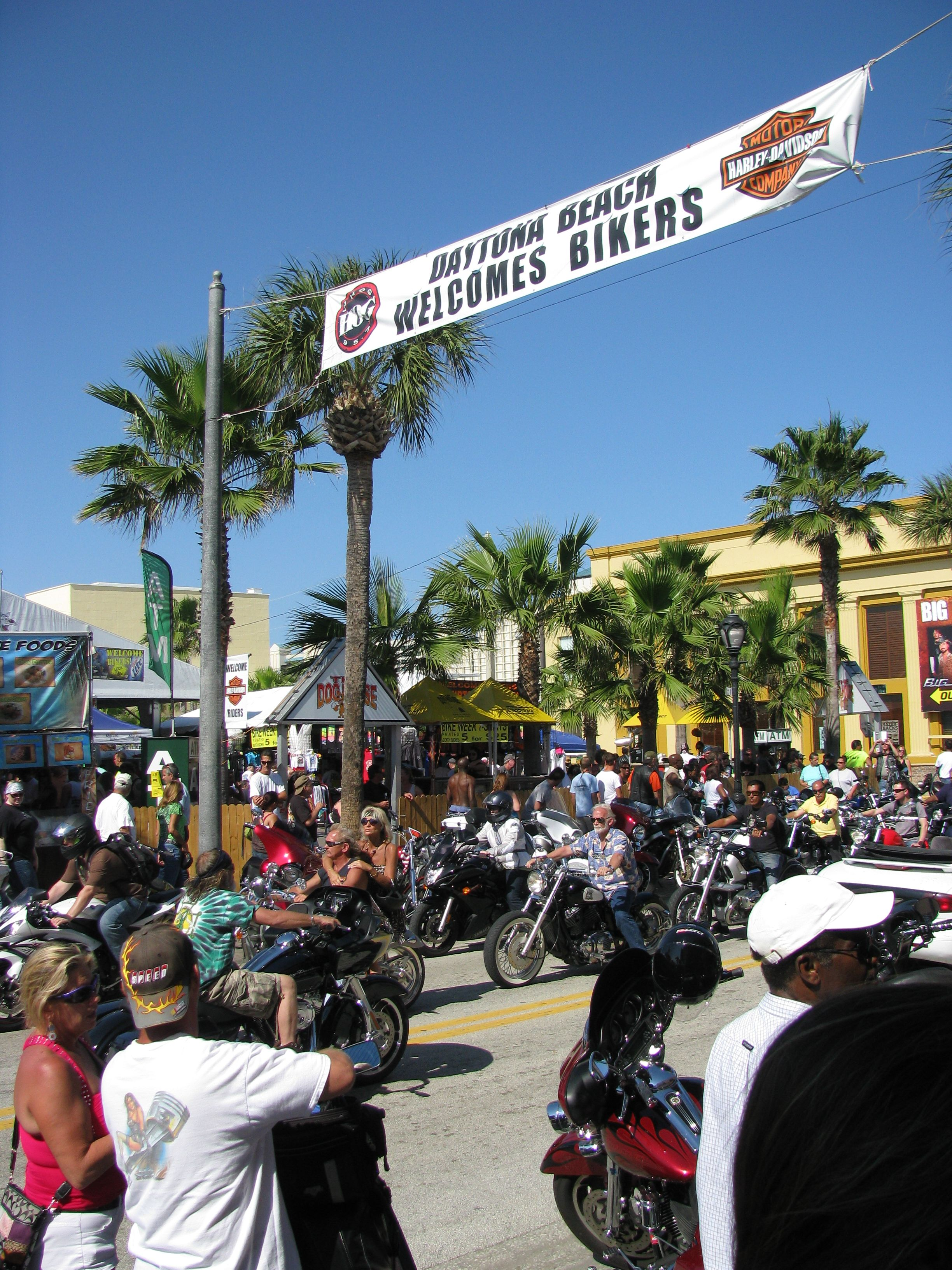 Daytona Bike Week 2012 Bikers Gear Pinterest Trips Pants And We