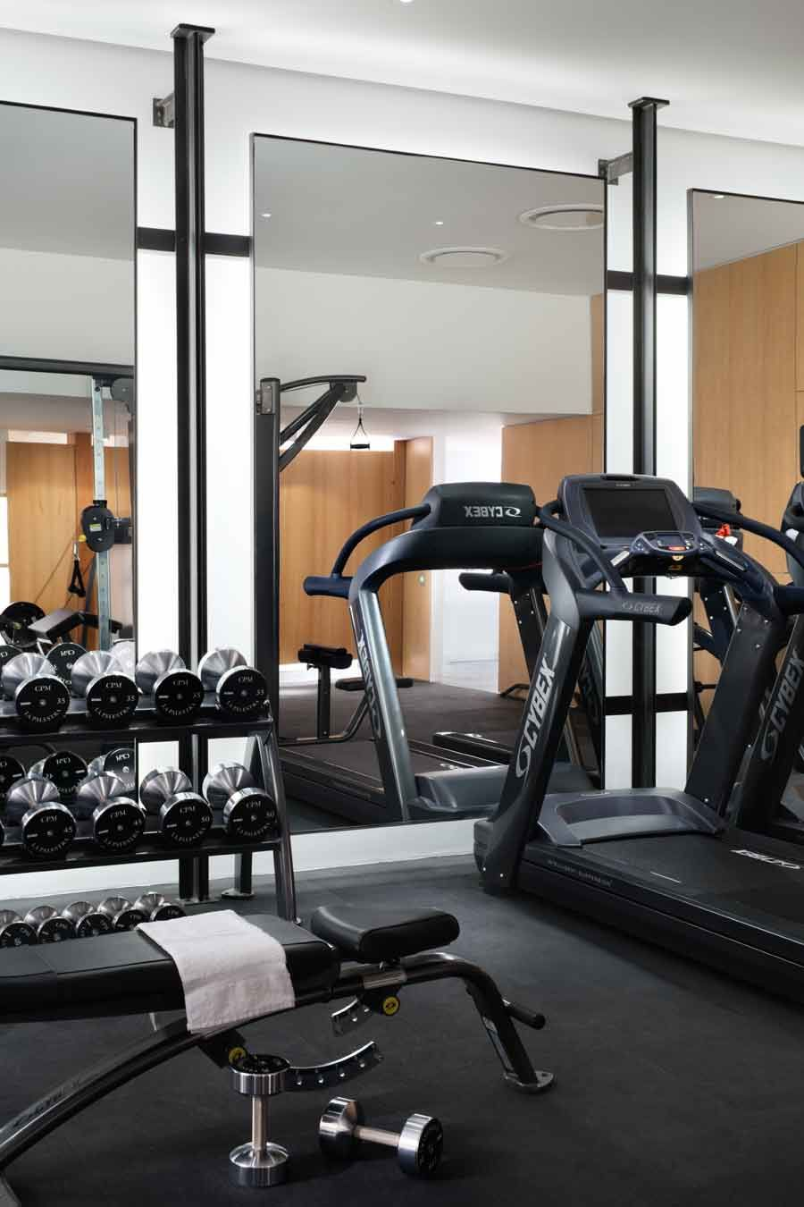 La Palestra Gym Room At Home Home Gym Decor Home Gym Design