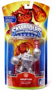 Skylanders Figure Character Pack SILVER Eruptor [Rare Limited Edition!]
