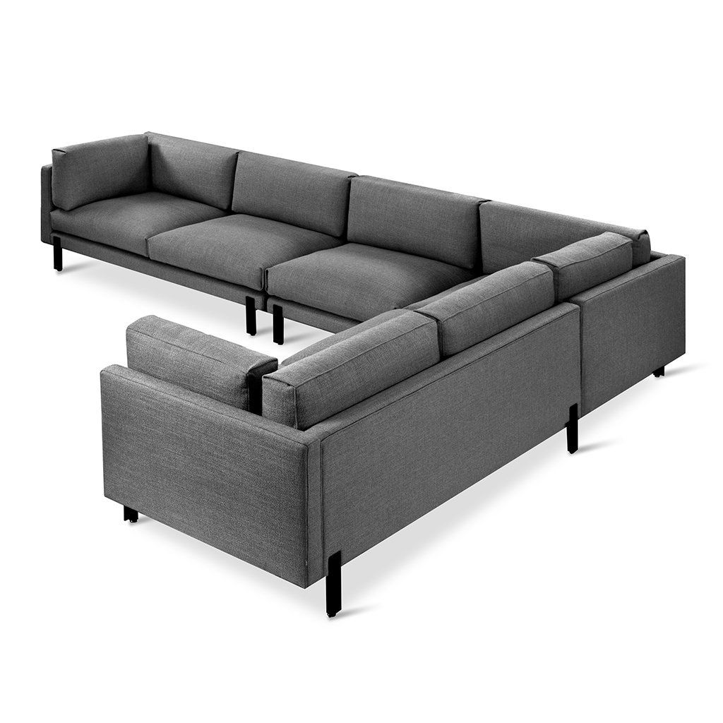 Silverlake Xl Sectional Sofas Sleepers In 2020 Sectional Sofa Couch Sectional Gus Modern
