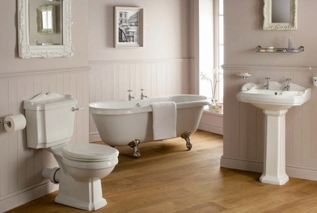 Legend Bathroom Suite With A Sence Of Timeless Elegance And Opulence