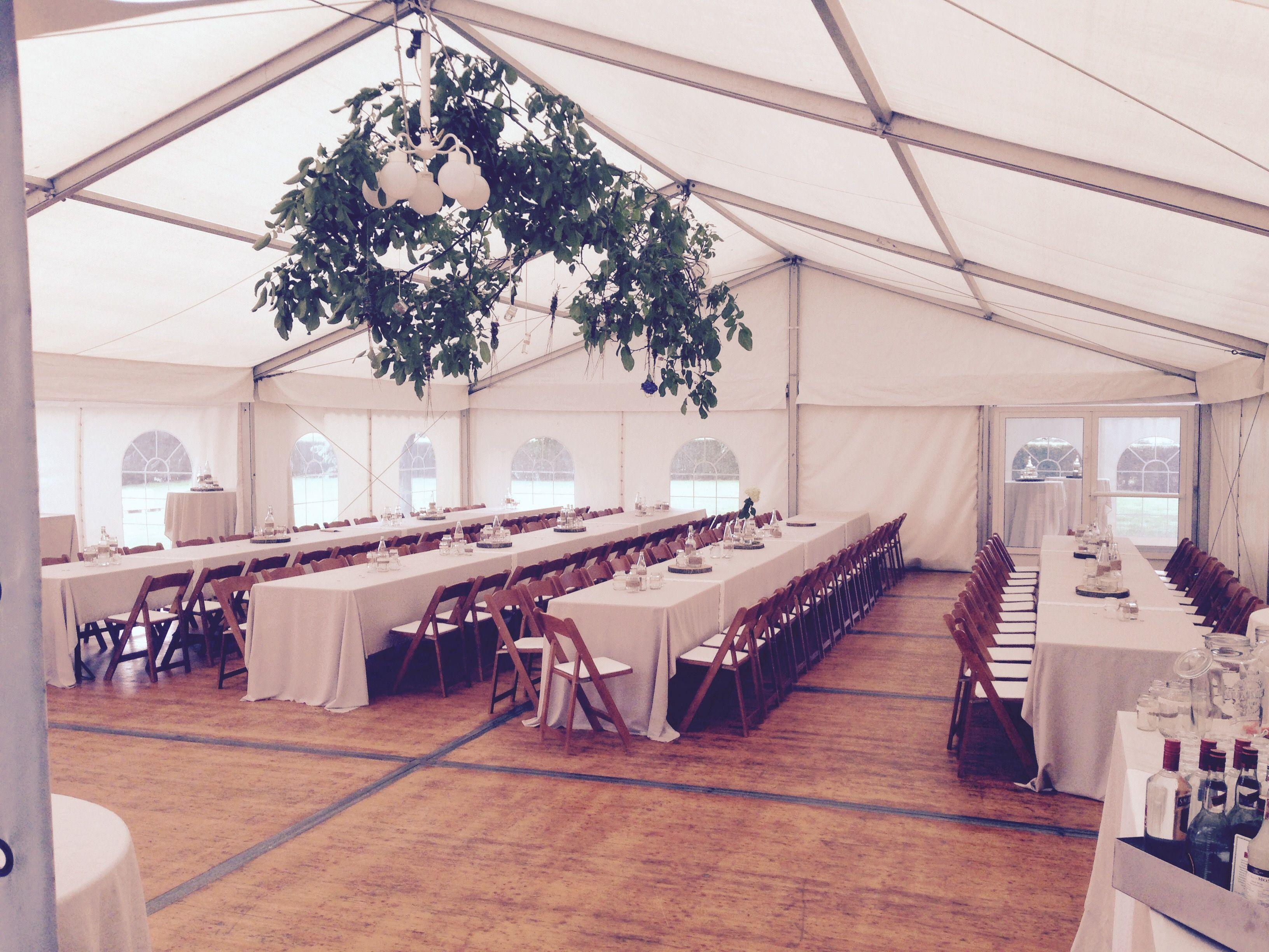 Bezaubernd Dekoration Gartenparty Referenz Von Zelt Hochzeit Vintage Diy Blumen Ast Wedding