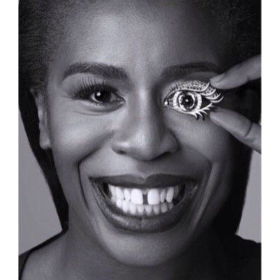 Uzo Aduba. Crazy Eyes!!!  This woman is pure talent!!