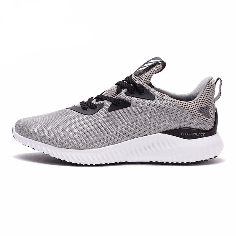 ab1690c0b1dd7 Original New Arrival 2017 Adidas Bounce Alphabounce Mens Running Shoes  Sneakers