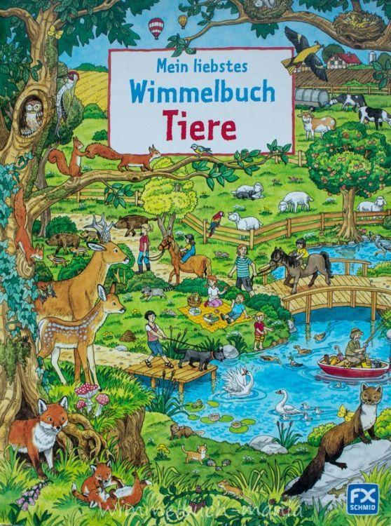 Виммельбух для ребенка: что это такое и зачем это нужно ...