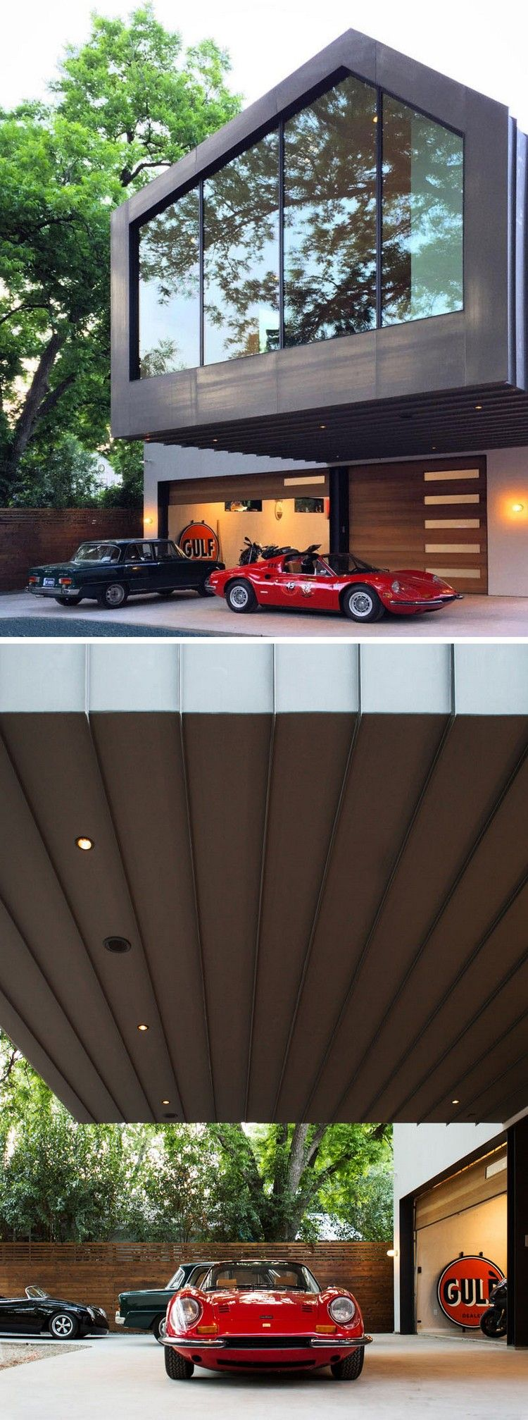 Great Architektur Modernes Traumhaus Auskragung Garage #traumhäuser #dream #home