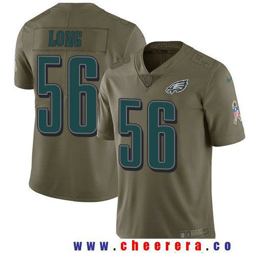 Men's Philadelphia Eagles #17 Nelson Agholor Black Anthracite 2016 Salute To Service Stitched NFL Nike Limited Jersey