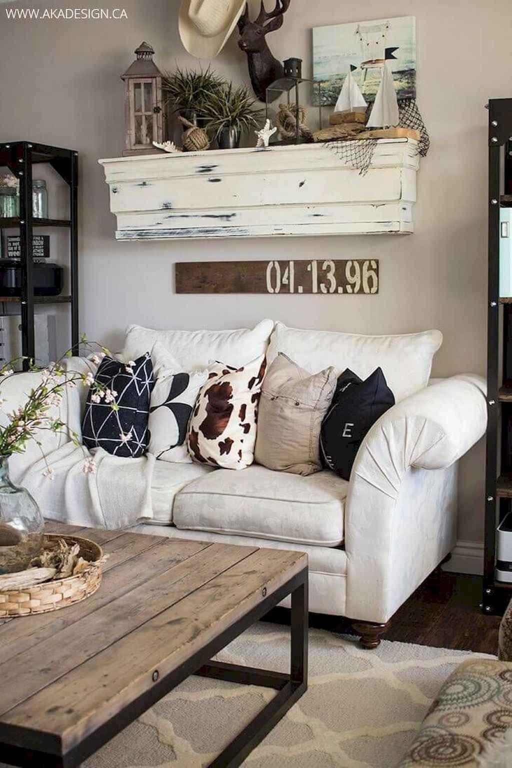 50 Best Rustic Apartment Living Room Decor Ideas And Makeover Living Room Decor Country Living Room Decor Rustic Farm House Living Room #rustic #apartment #living #room
