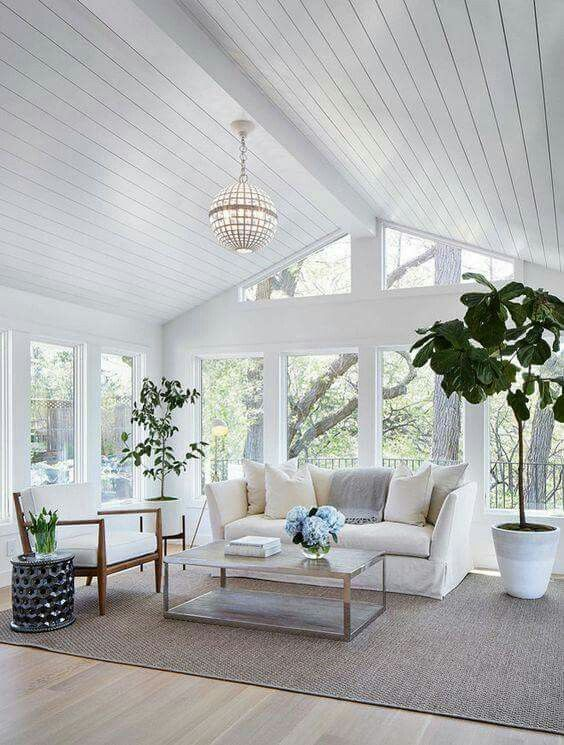 Vaulted Ceiling Beams Gallery | Photos and Ideas to Inspire
