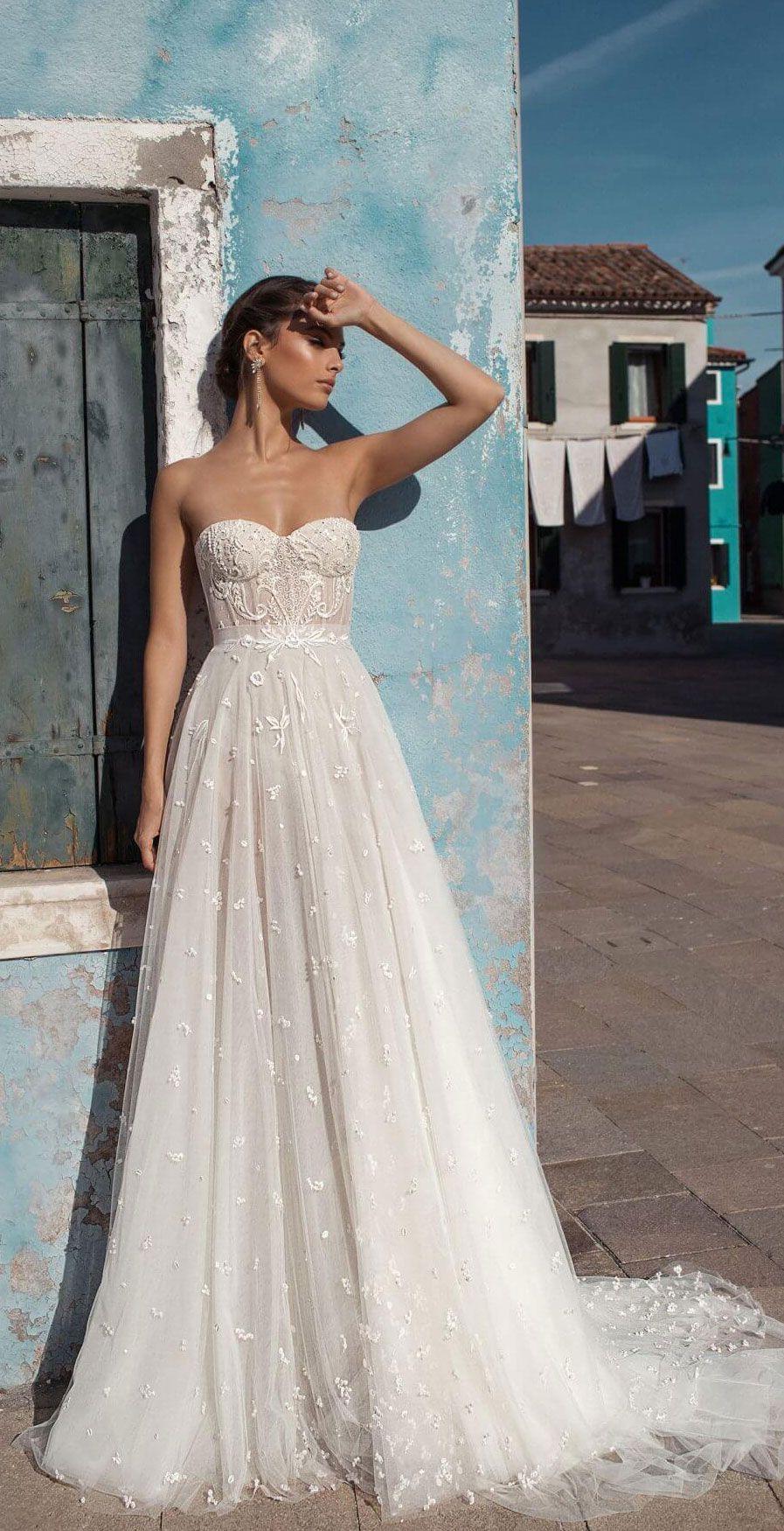 Gali Karten Wedding Dress Beach Wedding Dresses Dream