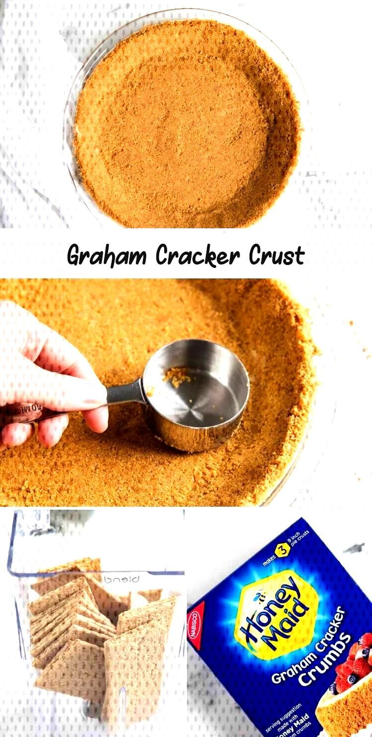 Graham Cracker Crust Graham Cracker Crust – Made with 3 ingredients in less than 20 minutes! Deli