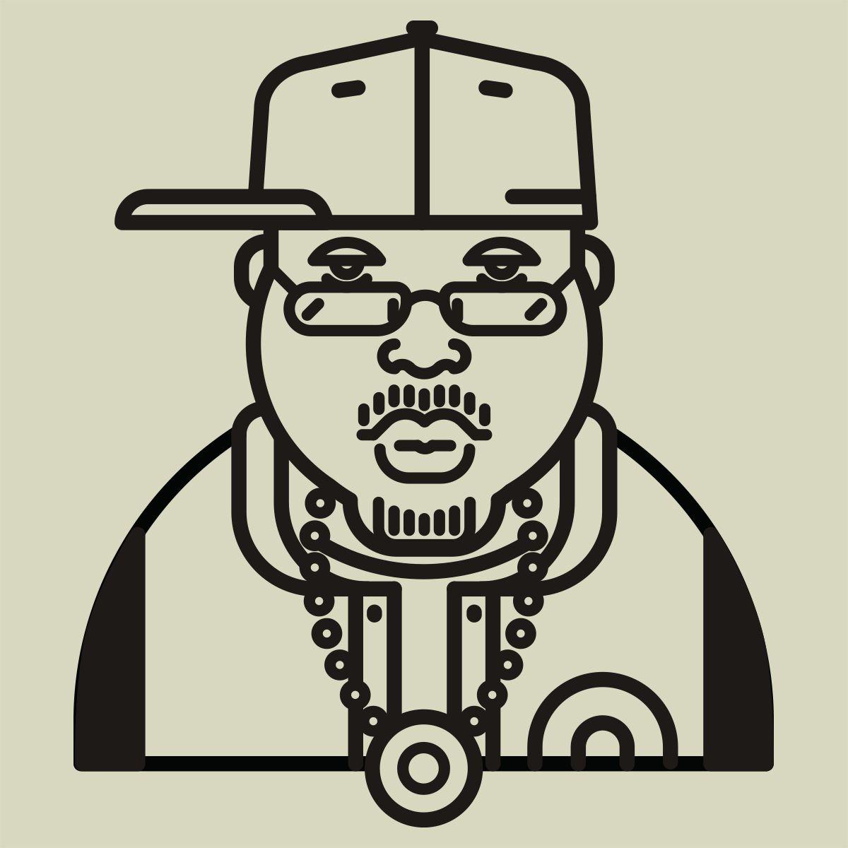 Hip Hop Illies | Pinterest | Serigrafias, Tatuajes y Marcas