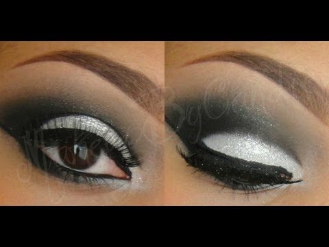 San Antonio Spurs Makeup Tutorial Makeup Makeup Tutorial Eye Makeup