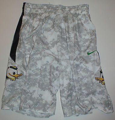 Oregon Ducks Nike Stay Cool Camo