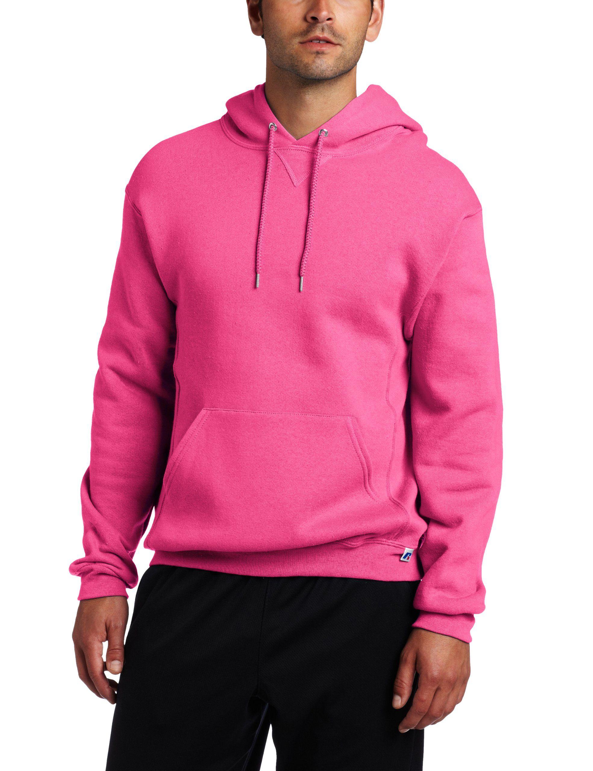 cba7d6cef19 Russell Athletic Men s Dri Power Hooded Pullover Fleece Sweatshirt ...
