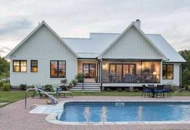 10 Very Inspiring Enchanting Ranch Home Plans Ideas