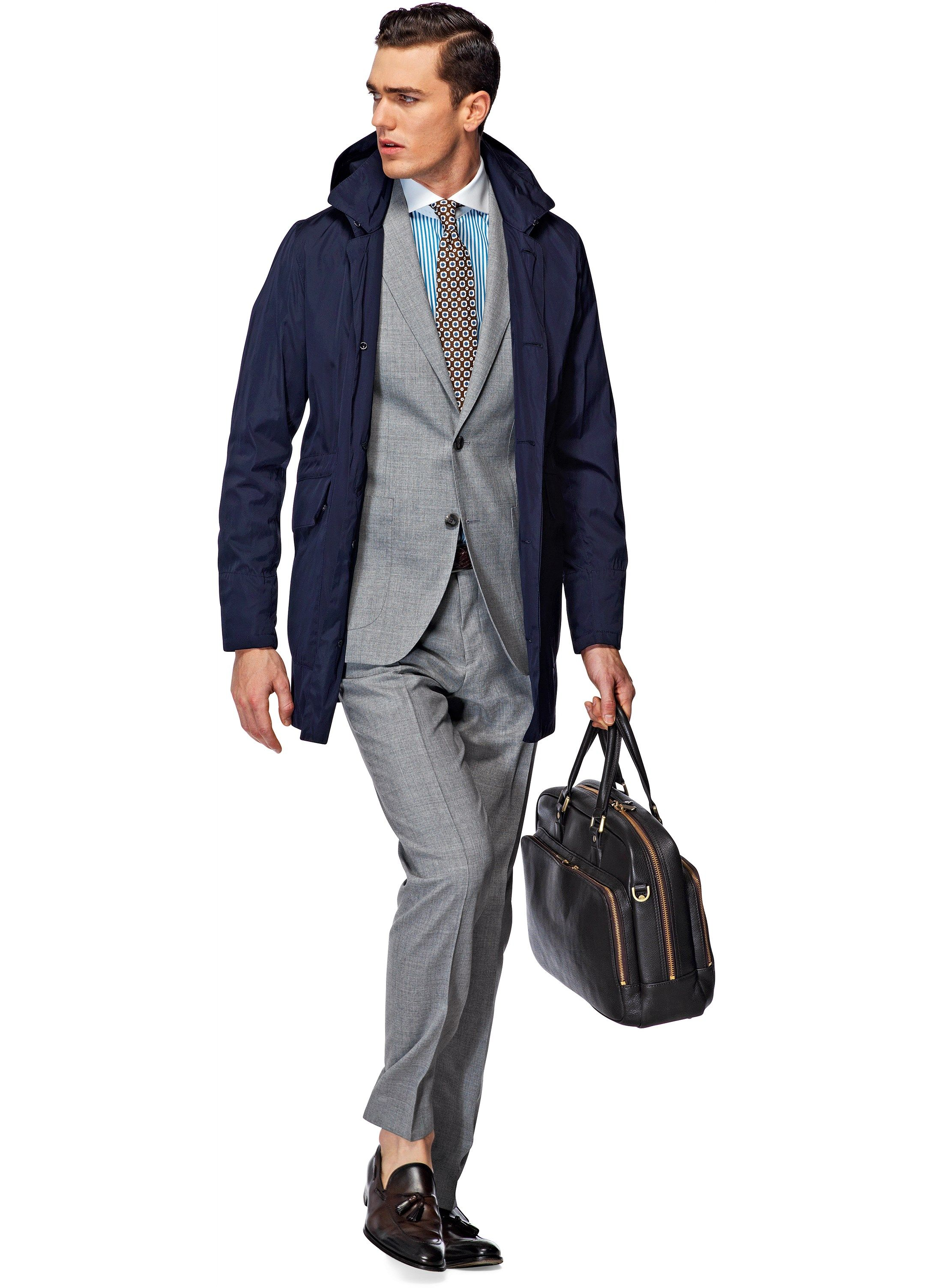 Blue Suitsupply Pinterest J269 And First Foremost Raincoat UdxqSwd6T