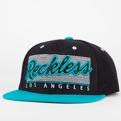 online store 51d8f dd77d Young   Reckless Vintage Mens Snapback Hat