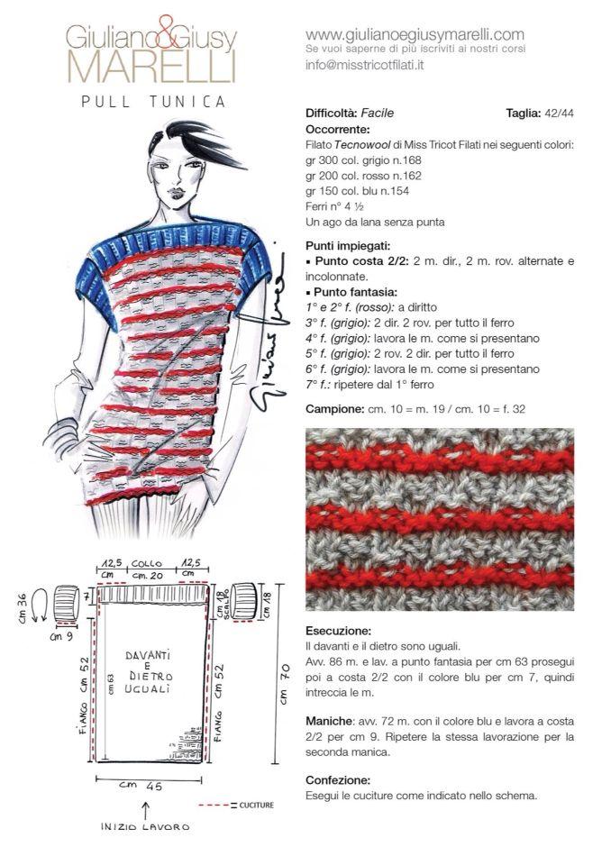 Pin de Lorena V Marino en tejido, costura, estilo | Pinterest ...