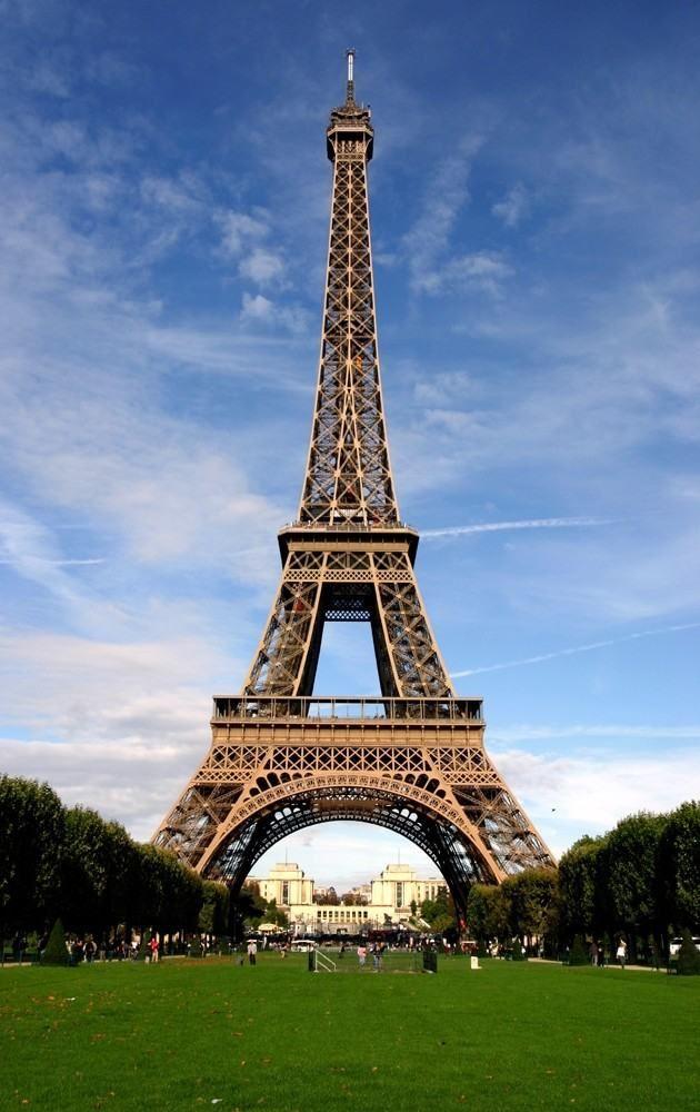 y una foto más de la torre Eiffel ...   Ciudades del mundo ...