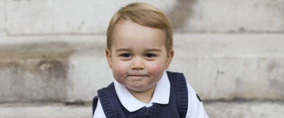 11 momentos em que a fofura do príncipe George derreteu nossos corações