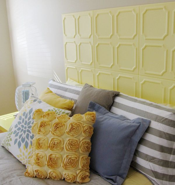 Roundup: 8 DIY Outdoor Swings for Summer | Book headboard, Ceiling ...