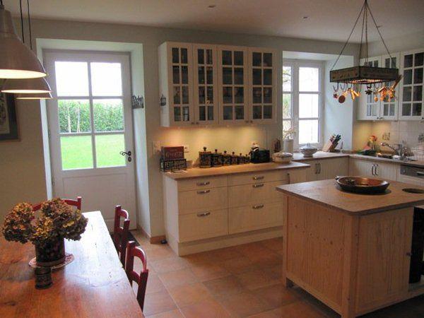 Ambiance de cottage anglais dans la cuisine. | Cuisine | Pinterest ...