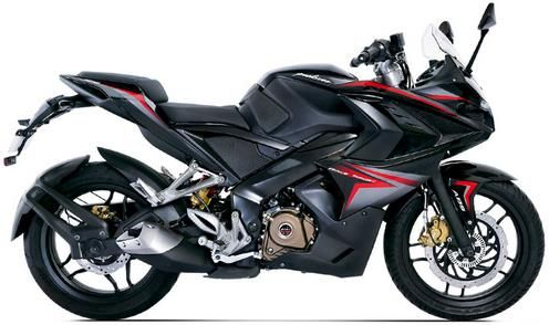 Bajaj Has Officially Announced The Price Of Pulsar Rs200 Demon Black Edition The Non Abs Variant Is Priced At Rs 1 20 Lakh The Abs Equipped Variant Pulsar