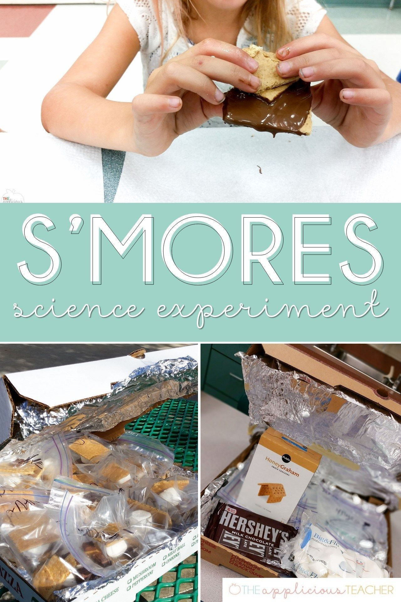S Mores Science Experiment Great Experiment For