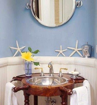 Nautical+bathroom | Nautical Bathroom Accessories, Theme Bathroom  Sink,unique Bathroom .
