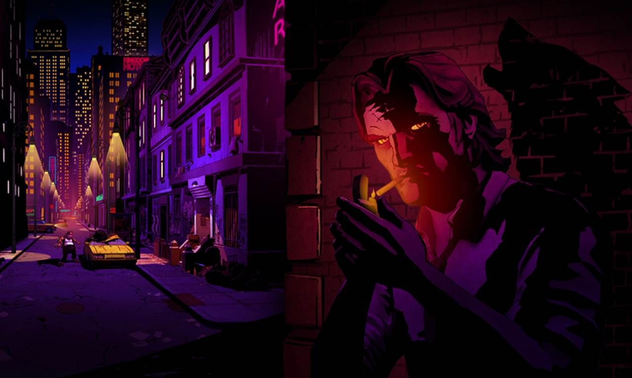 The Wolf Among Us The Wolf Among Us Wiki Everything You Need To Know About The Game The Wolf Among Us Fables Comic Fables