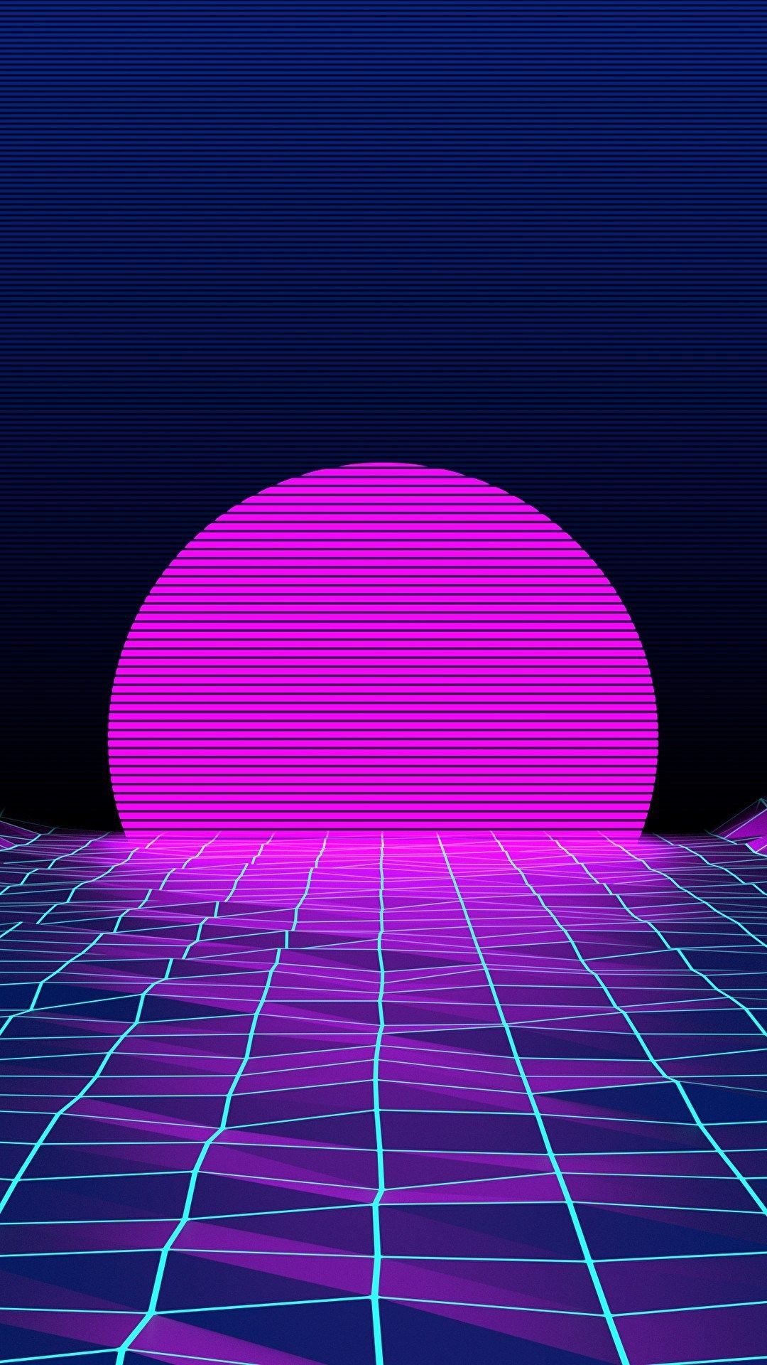 Neon 80s Wallpaper 78 Images in iphone wallpaper 80s | Art | Iphone wallpaper 80s, Vaporwave ...